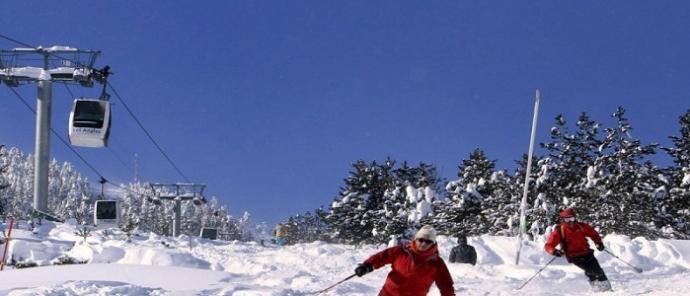 ski les angles